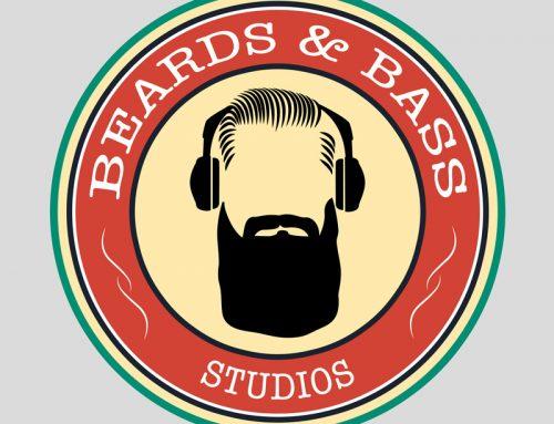 Logos und Website für Beards & Bass