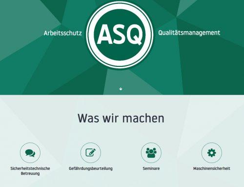 ASQ – Arbeitsschutz- und Qualitätsmanagement Süd GmbH