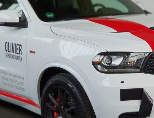 Autodesign für Olivier Versicherungen