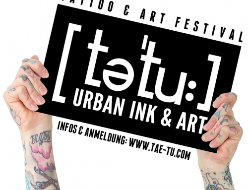 Tae-Tu Urban Ink & Art Website & Logo
